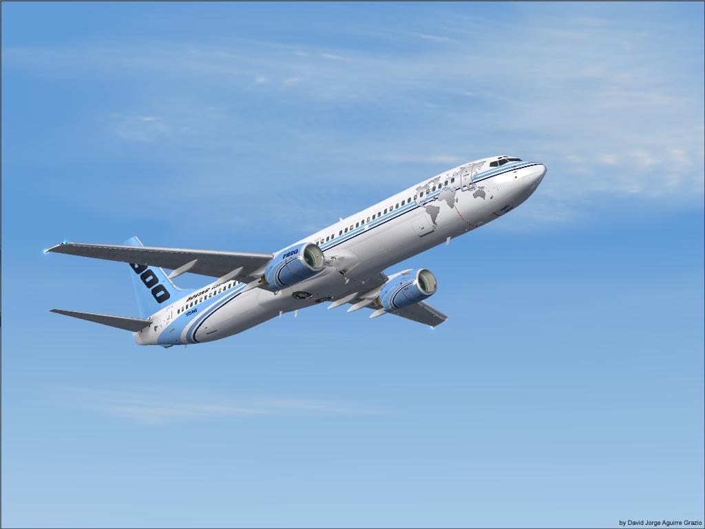 Microsoft Flight Simulator - Boeing 737 NG Operational and