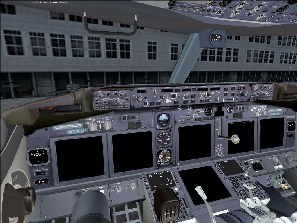 Microsoft Flight Simulator - Boeing 737 NG Operational and