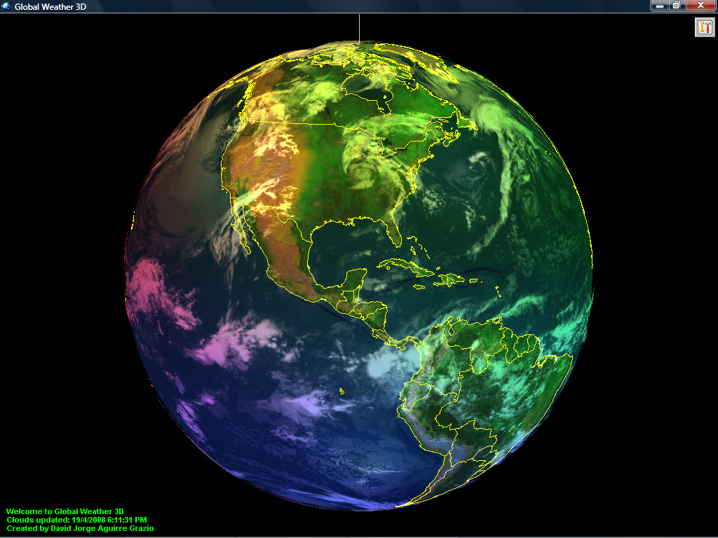Global Weather 3d Weather Browser Official Website